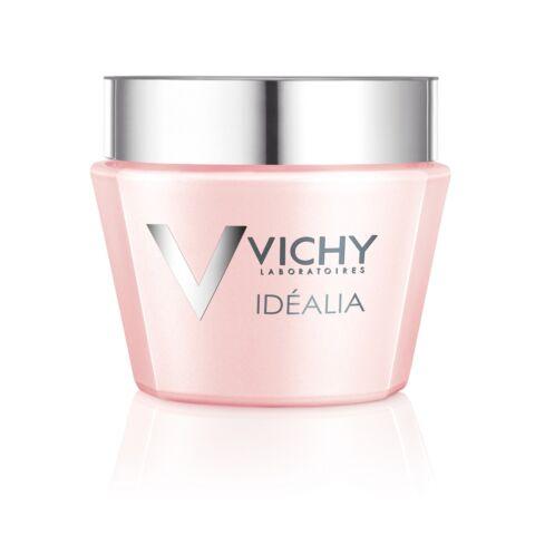 Vichy Idéalia bőrkisimító és ragyogást adó, energizáló arckrém normál, kombinált arcbőrre 75ml