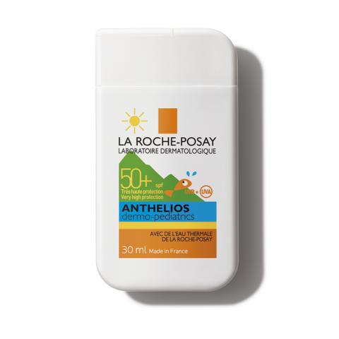 La Roche-Posay Anthelios Dermo-Pediatrics zsebbarát ultra fluid napvédő gyermekeknek SPF50+ 30ml