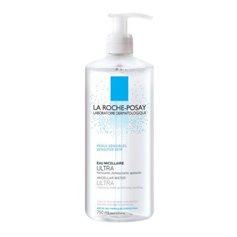 La Roche-Posay Ultra micellás arctisztító érzékeny bőrre 750 ml