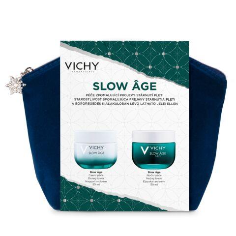 Vichy Slow Âge karácsonyi csomag 50ml+50ml
