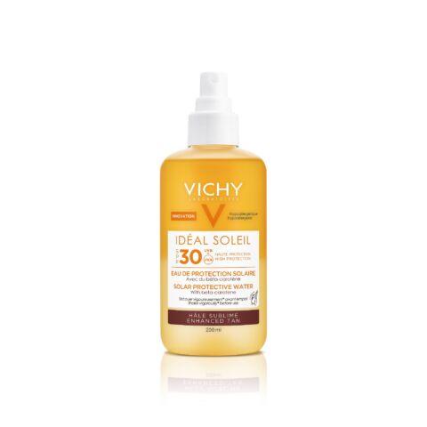 Vichy Idéal Soleil ultra könnyű napvédő spray bétakarotinnal SPF30 200ml