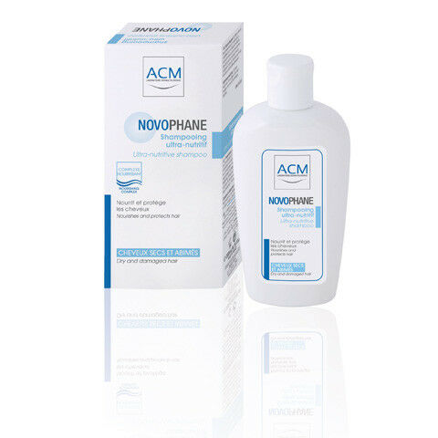 ACM Novophane ultra tápláló sampon 200ml