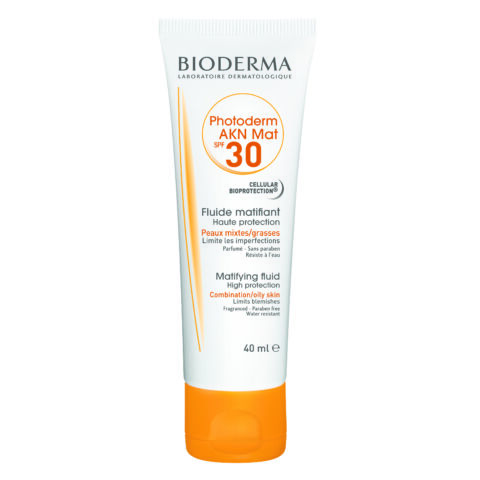 Bioderma Photoderm AKN MAT SPF30/UVA13 krém 40ml