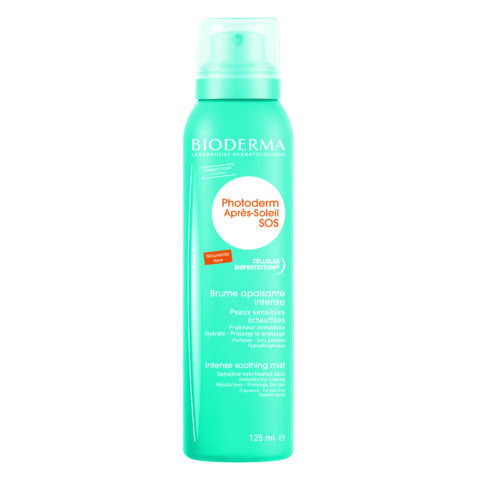 Bioderma Photoderm After Sun SOS napégés elleni permet (spray) 125ml
