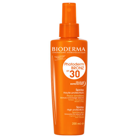 Bioderma Photoderm Bronz Spray SPF30/UVA16 200ml