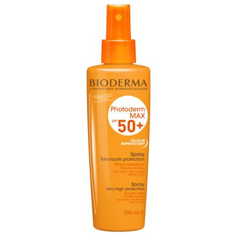 Bioderma Photoderm Max Spray SPF50+/UVA35 200ml