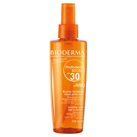 Bioderma Photoderm Bronz Olaj SPF30/UVA17 200ml