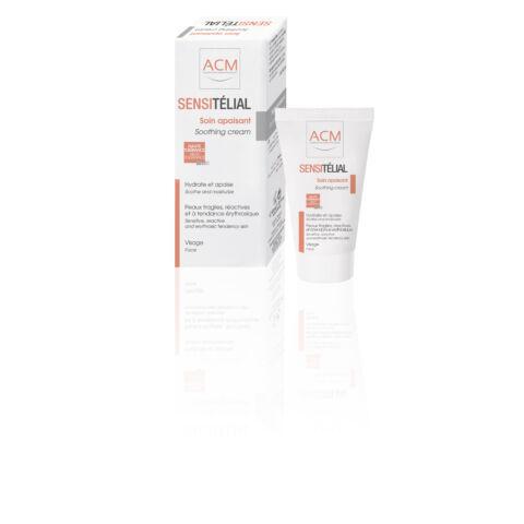 ACM Sensitélial nyugtató és hidratáló arckrém érzékeny bőrre 40ml exp.:02/18 (szépséghibás)