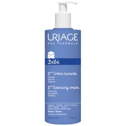 Uriage Baba Krémfürdető/tusfürdő 500 ml