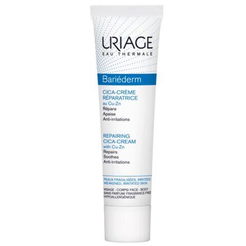 Uriage CU-ZN+ Krém gyulladt, irritált bőrre 40ml