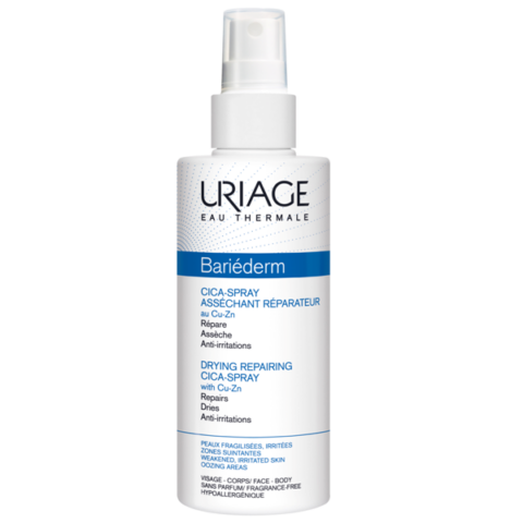 Uriage BARIÉDERM CICA CU-ZN+ Spray 100ml