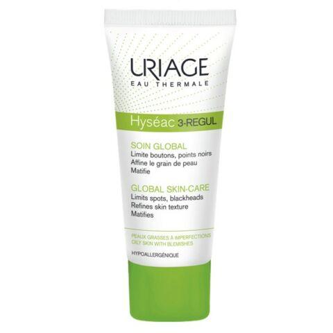 Uriage HYSÉAC 3-REGUL KRÉM Mitesszeres és aknés bőrre 40ml