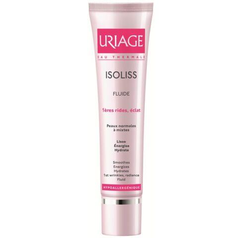 Uriage ISOLISS Fluide Ránctalanító első ráncok ellen, normál/kombinált bőrre (25+) 40ml