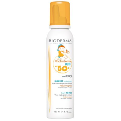 Bioderma Photoderm Kid Mousse SPF50+ hab spray 150ml