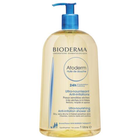 Bioderma Atoderm Olajtusfürdő 1L