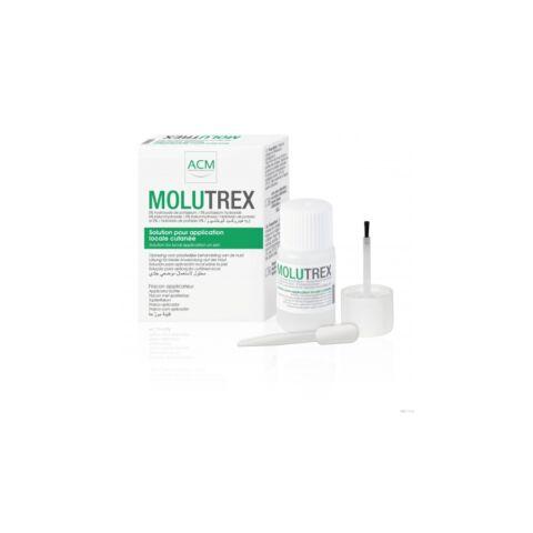 ACM Molutrex szemölcs elleni ecsetelő 3ml
