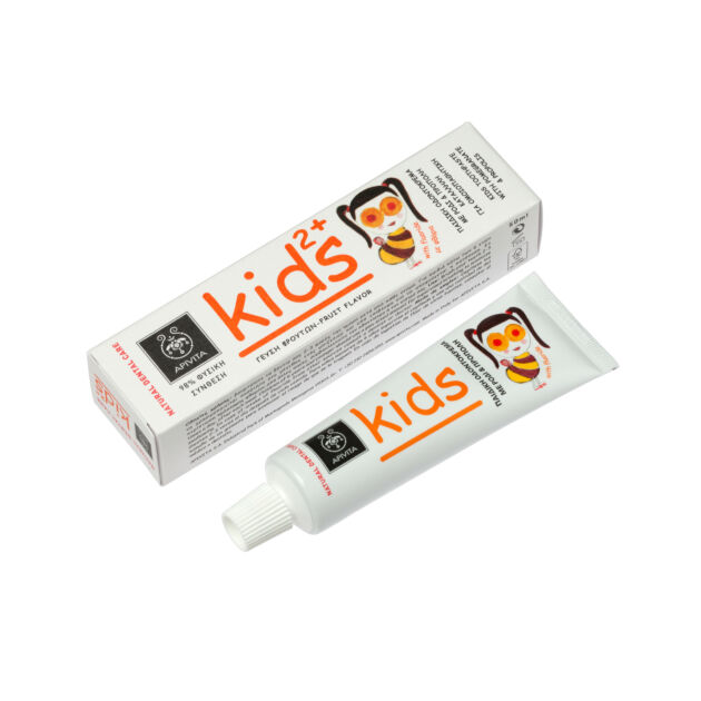 APIVITA NATURAL DENTAL CARE KIDS fogkrém 50ml