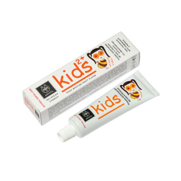 APIVITA NATURAL DENTAL CARE KIDS fogkrém 50ml