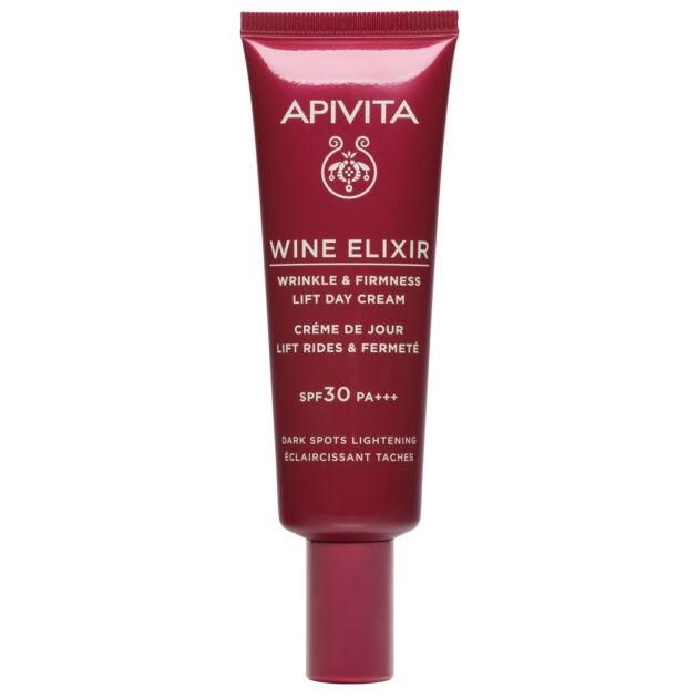 APIVITA WINE ELIXIR - Ránctalanító arckrém SPF30 40ml