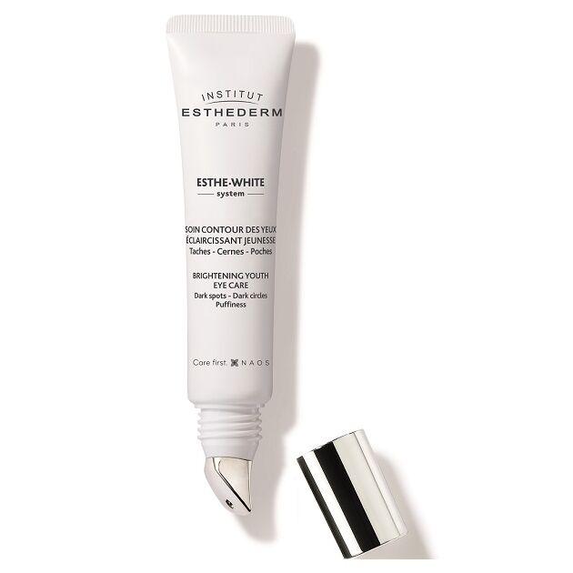 Institut Esthederm Esthe White szemkörnyékápoló pigmentfoltos bőrre 15ml