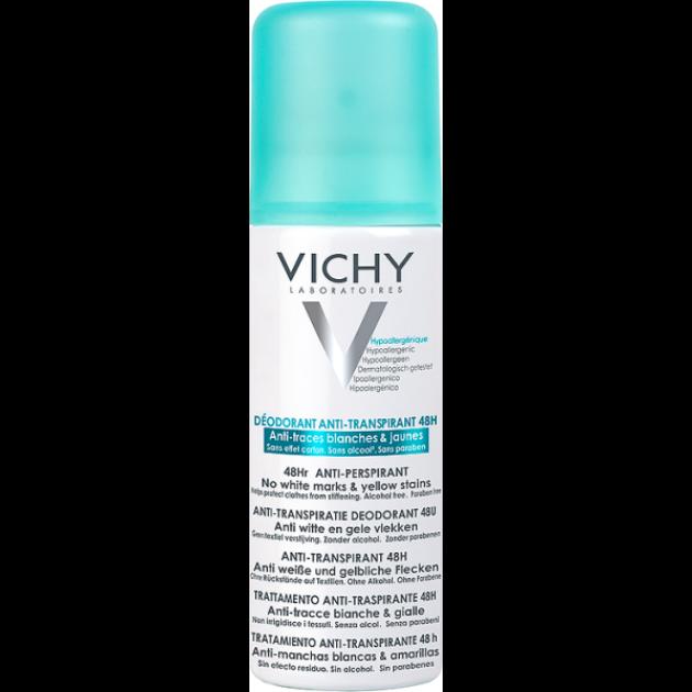 Vichy dezodor 48 órás izzadságszabályozó alkoholmentes spray 125 ml