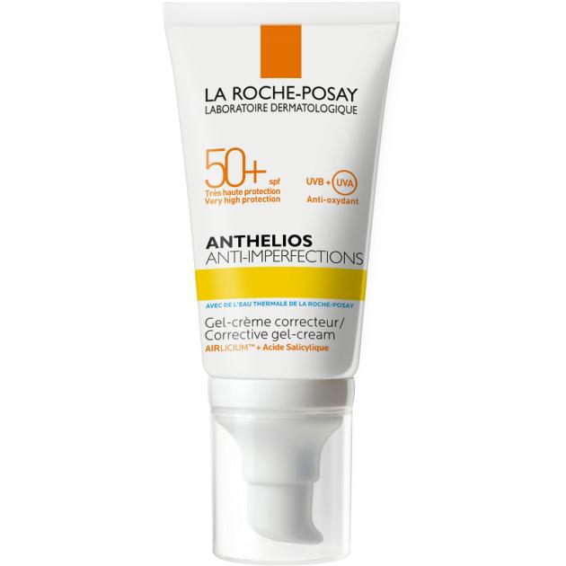 La Roche-Posay Anthelios napvédő krém problémás bőrre