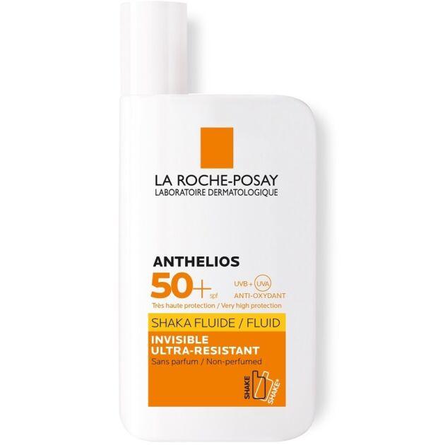 La Roche-Posay Anthelios Shaka fluid SPF50+ ultra fluid napvédő 50ml