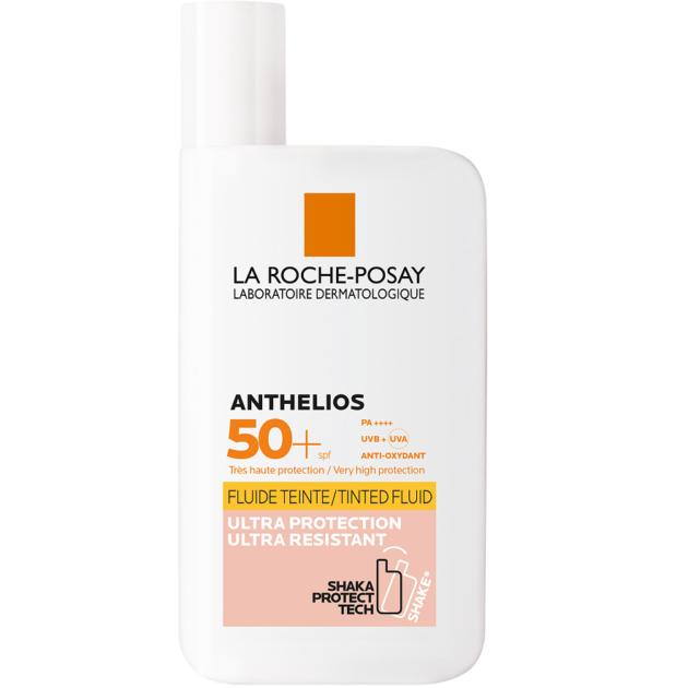La Roche-Posay Anthelios Shaka fluid színezett SPF50+ ultra fluid napvédő 50ml