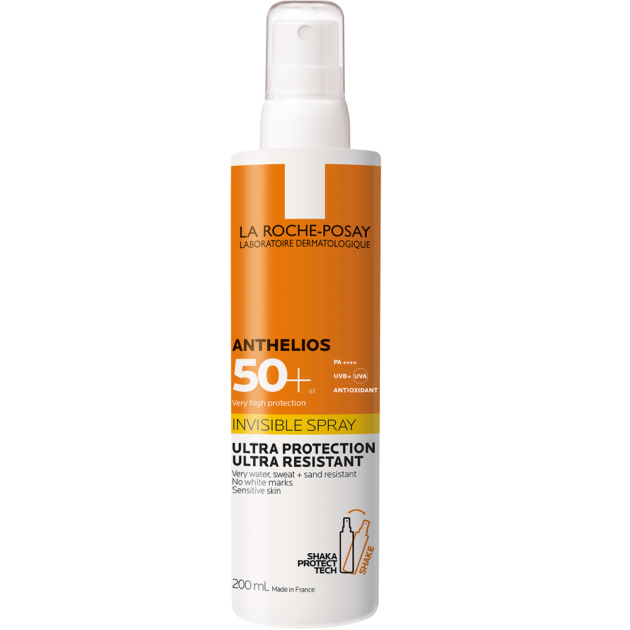 La Roche-Posay Anthelios Shaka Spray SPF50+ 200ml
