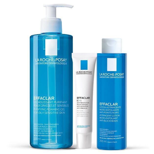 La Roche-Posay Effaclar Program miteszerek és zsíros bőr ellen