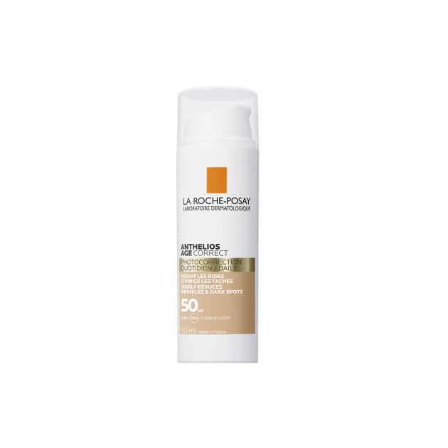 La Roche-Posay Anthelios Age Correct SPF50+ színezett 50 ml