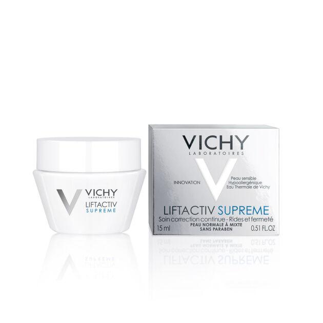 Vichy Liftactiv Supreme arckrém normál, kombinált arcbőrre 15ml