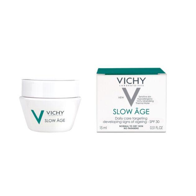 Vichy Slow Âge nappali arckrém SPF 30 15ml