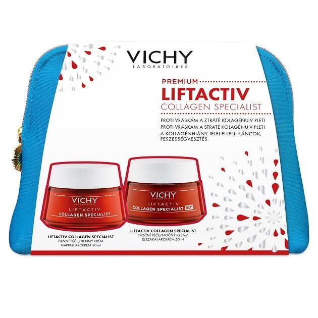 Vichy Liftactiv Collagen Specialist karácsonyi csomag 50ml+50ml