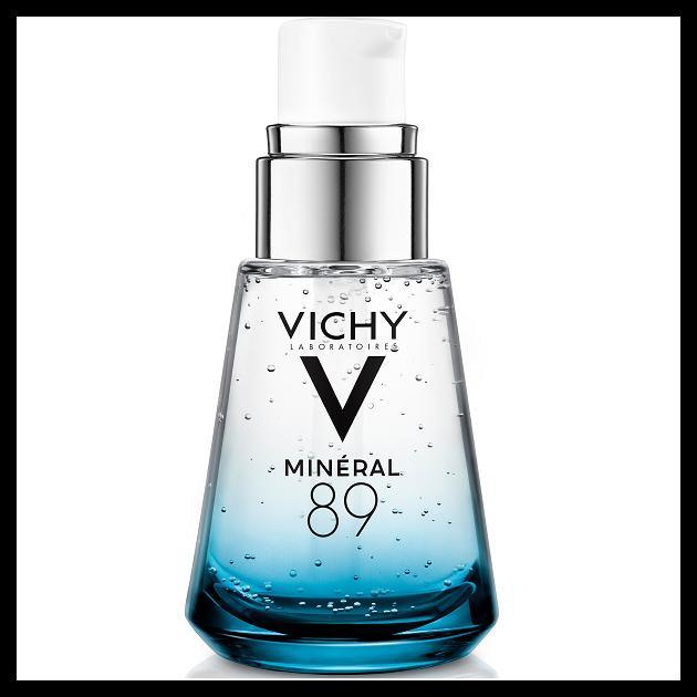 Vichy Minéral 89 Hyaluron-booster bőrerősítő és teltséget adó arcápoló 30ml