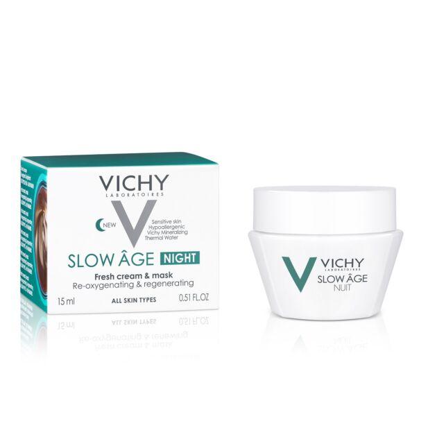 Vichy Slow Age Night éjszakai krém 15ml