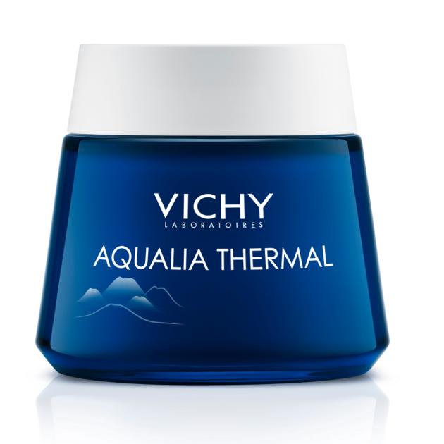 Vichy Aqualia Thermal Spa éjszakai arckrém 75ml