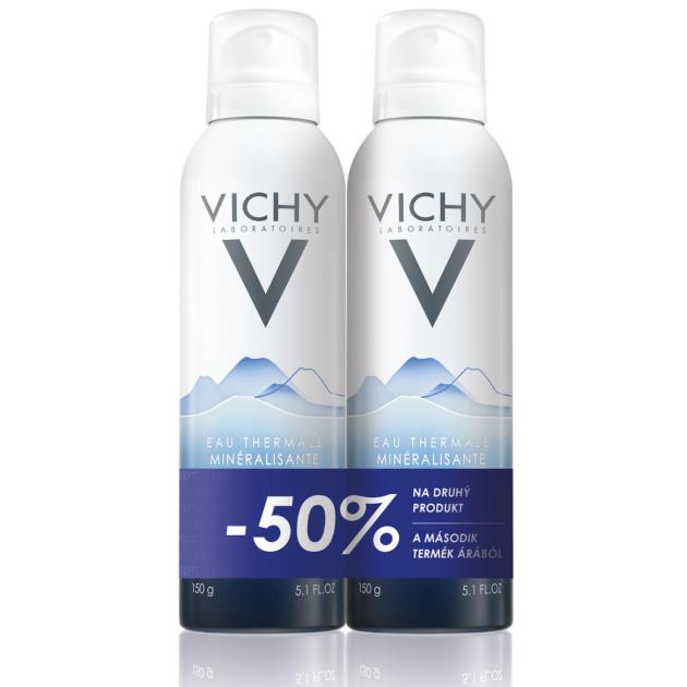 Vichy termálvíz 1+1 DUO PACK