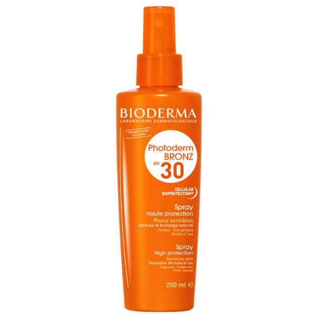 Bioderma Photoderm Bronz Spray SPF30/UVA16 200ml