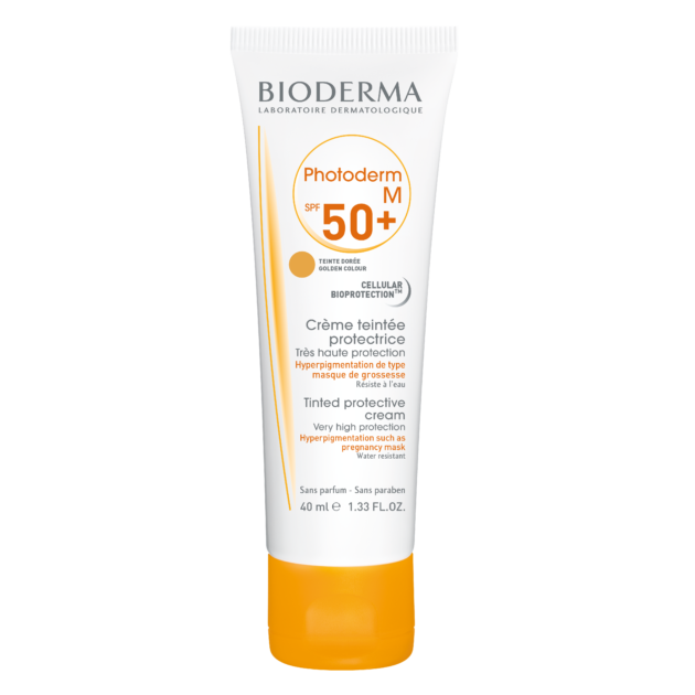 Bioderma Photoderm M SPF50+/UVA38 krém 40ml