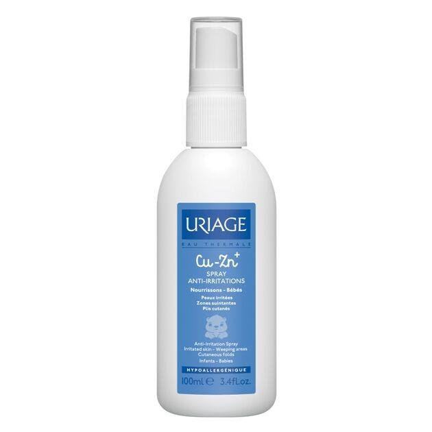 Uriage Baba CU-ZN+ spray irritált bőrre 100 ml