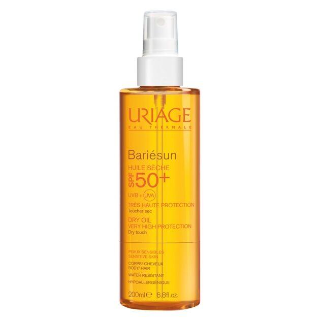 Uriage BARIÉSUN Száraz olaj spray SPF50+ 200ml