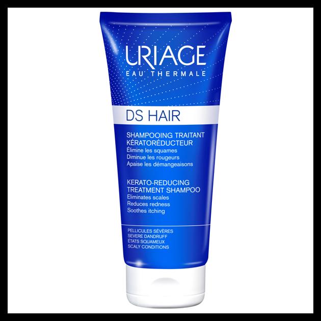 Uriage D.S. HAIR Intenzív sampon erősen korpás fejbőrre