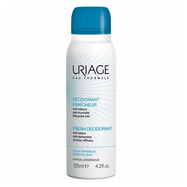 Uriage DEO Izzadásszabályozó dezodor spray 125ml