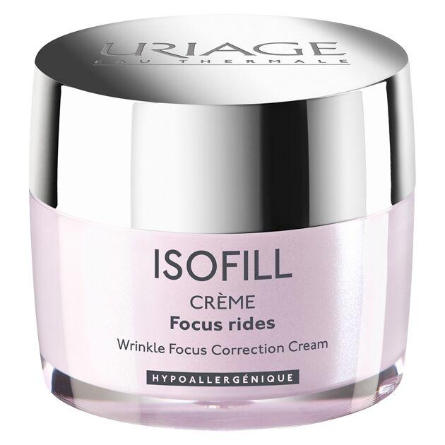 Uriage ISOFILL Ránctalanító krém normál/kombinált bőrre..