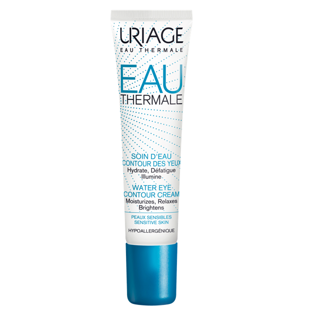 Uriage TERMÁL Hidratáló szemkörnyékápoló gél-krém 15ml
