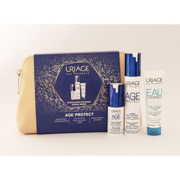 Uriage AGE PROTECT Karácsonyi csomag száraz - Uriage termékek