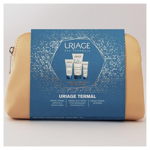 Uriage TERMÁL Karácsonyi neszesszer normál bőrre