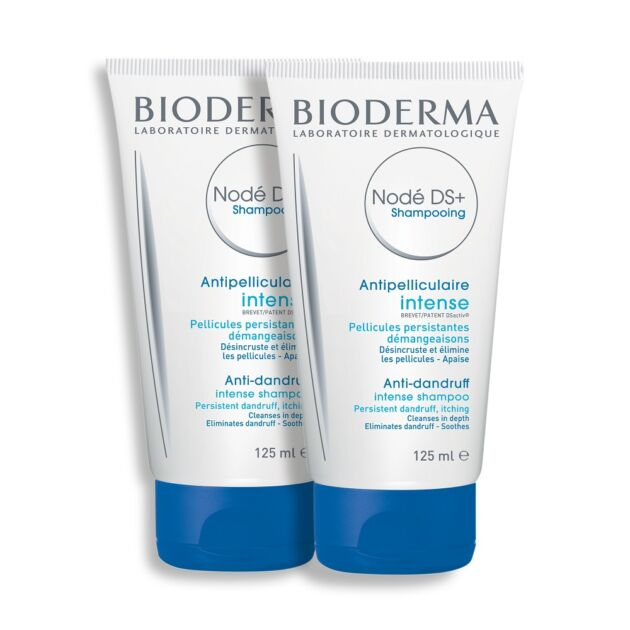 Bioderma Nodé DS+ Sampon Duo Pack (2x125ml)