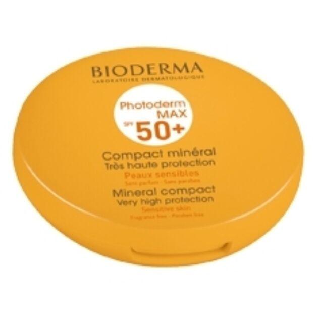 Bioderma Photoderm Max Kompakt púder Light (világos tónus) SPF50+/UVA24 10g